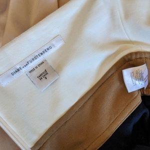Diane Von Furstenberg Dresses - DvF Colorblock Tube Dress